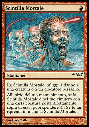Scintilla Mortale