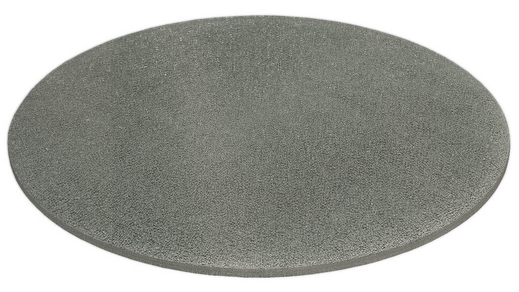 Cointet 60 Inch Round Dining Table - Crackle Glass | Zuri ...