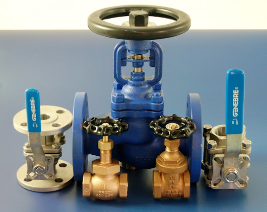 Genebre Products from Besseges (Valves, Tubes & Fittings) Ltd | Besseges VTF