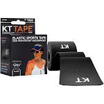 KT Tape Original Elastic Sports Tape 20 Strips - Black