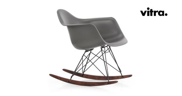Myareadesign It Blog Vitra Rar Rocking Chair Winter
