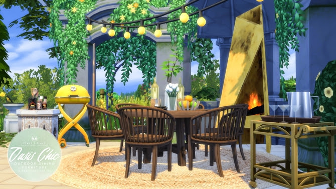 Sims 4 patio downloads » Sims 4 Updates