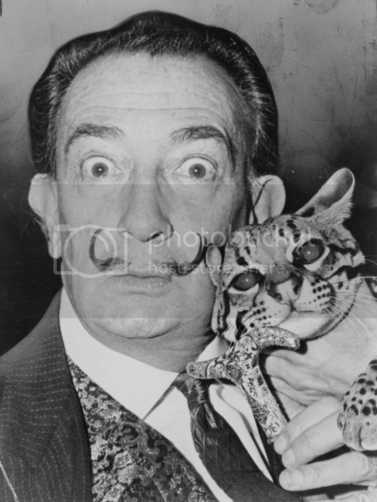 Salvador Dali Pictures, Images and Photos
