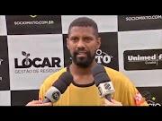Veja reportagem da TVCA sobre a chegada do centro-avante Mateus (ex-futebol de Portugal) e o volante Michel (ex-Portuguesa-SP)