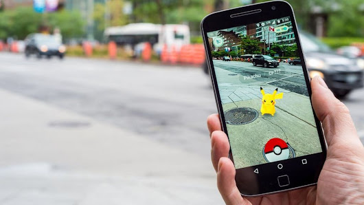 Pokemon Go 'increases risk of death by distraction' - BBC News