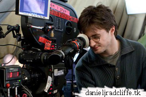 Deathly Hallows: behind the scenes
