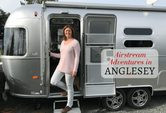 Our Airstream adventures in Anglesey