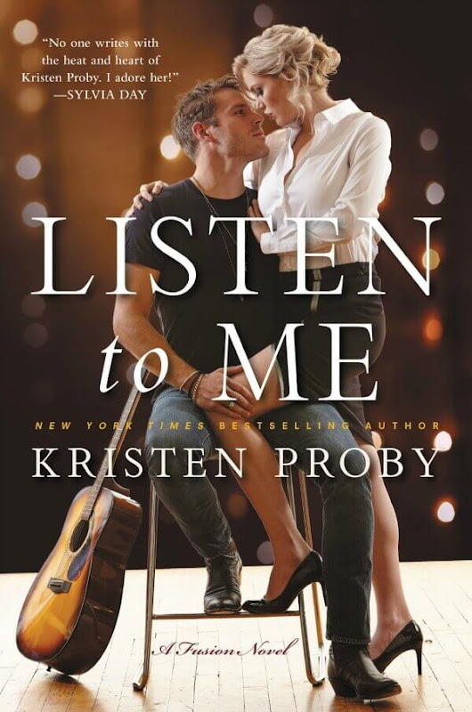 Review: Listen To Me by Kristen Proby | Gone with the Words