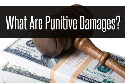 Punitive Damages in Personal Injury Lawsuits