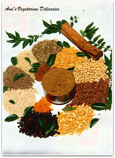 Zero Chili Curry Powder
