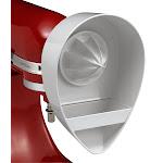 KitchenAid JE - Citrus press attachment for Artisan 5KSM125,5KSM150, and more - White
