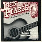 John Pearse 700m Phosphor Bronze Acoustic Guitar Strings