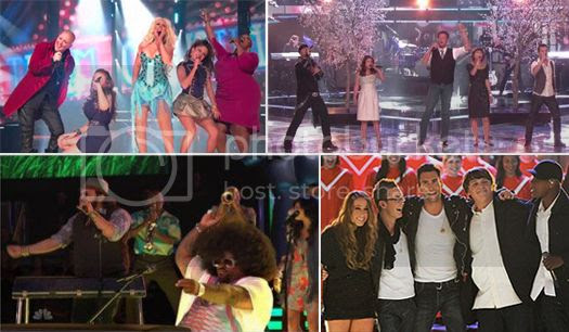 The Voice - The Teams