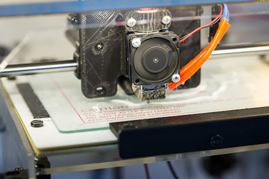 3D Printing Drives Innovation in Manufacturing