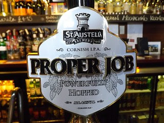St. Austell, Proper Job, England
