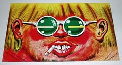 Topps Blockhead - #7 The Hippie
