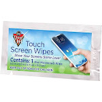 Dust-Off - Touch Screen Wipes (200-Pack)