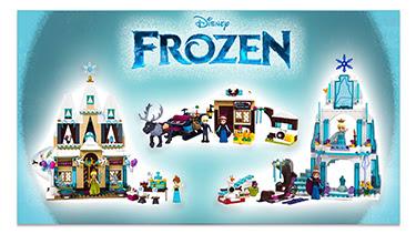 Rent Frozen Lego Sets Through Pley!