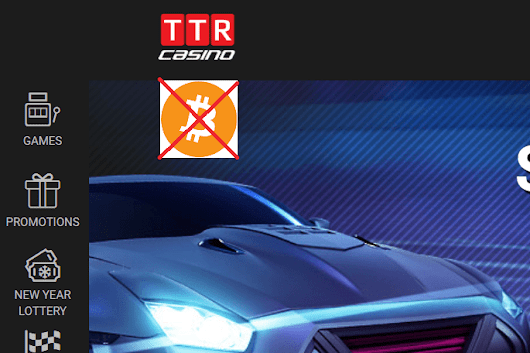 BTC games disabled in TTR Casino – GamblingBitcoin.com