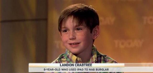 Landon Crabtree Foto: Reprodução