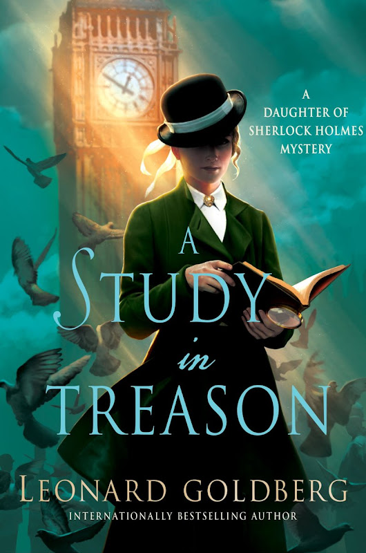Review: A STUDY IN TREASON