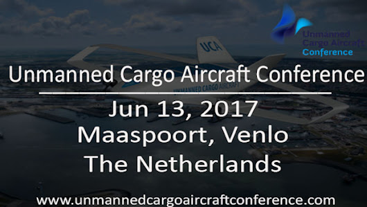GeoConnexion is Media Partner of Unmanned Cargo Aircraft Conference