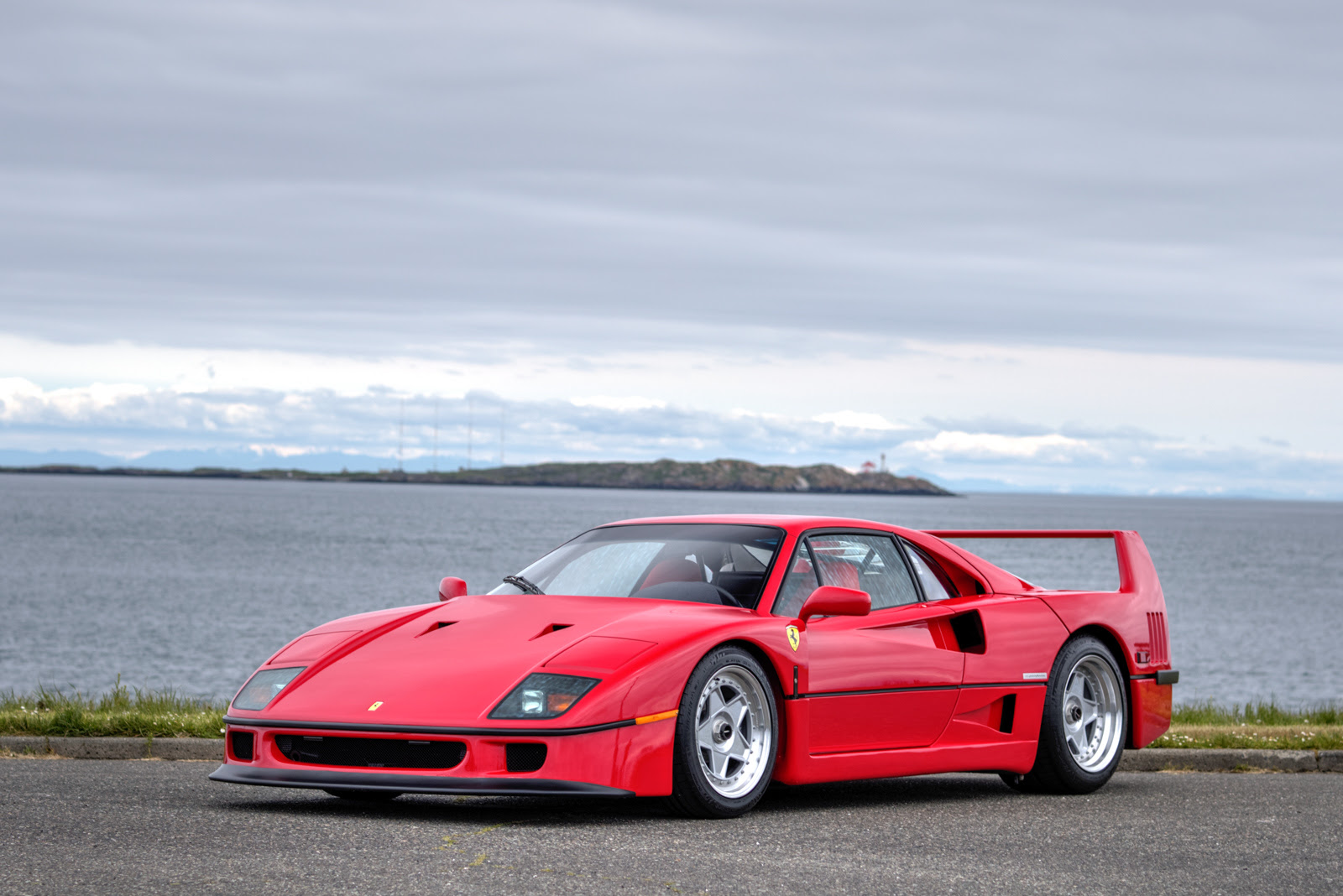 1990 Ferrari F40 Silver Arrow Cars Ltd