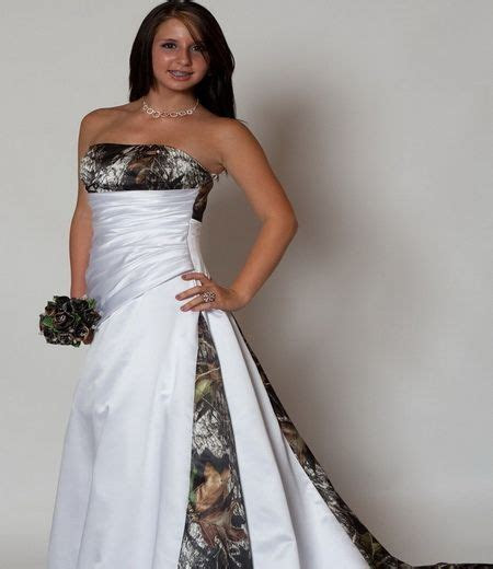Mossy Oak Wedding Dresses   Mossy Oak Camo Wedding Dresses