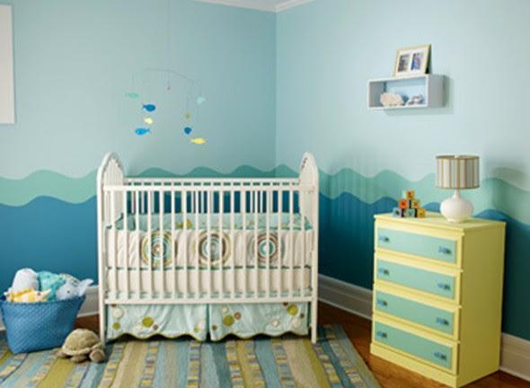 Adorable Baby Boy Room Designs