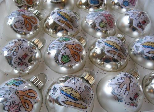 Crafty ornaments