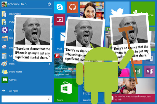Microsoft brings Android, iOS apps to Windows 10
