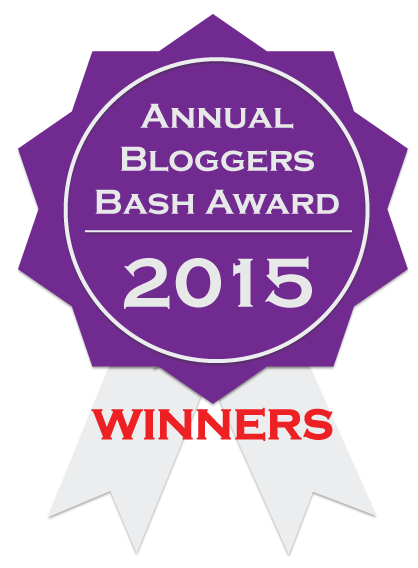 The Winners of the Annual #BloggersBash Awards Are...