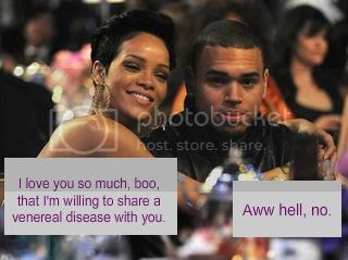 Chris Brown assaulted Rihanna because of herpes ... | 320 x 239 jpeg 19kB