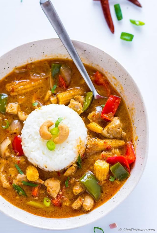 15 Chicken Curry Recipes - Chicken Curries | ChefDeHome.com