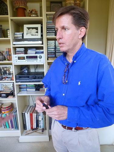 Chris Parks, author, Poco Bueno by trudeau