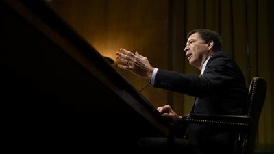 Justice officials warned FBI about Comey's decision to update Congress