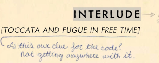 The Interlude: Tocatta and Fugue in Free Time