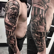 areas body tattoos fade faster hocean