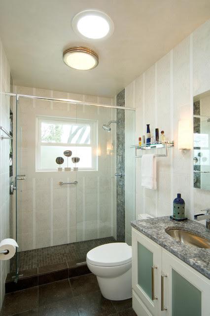 Modern 5x8' Bathroom - Modern - Bathroom - milwaukee - by ...