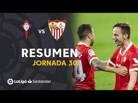 VÍDEO RESUMEN | RC Celta 3-4 Sevilla FC