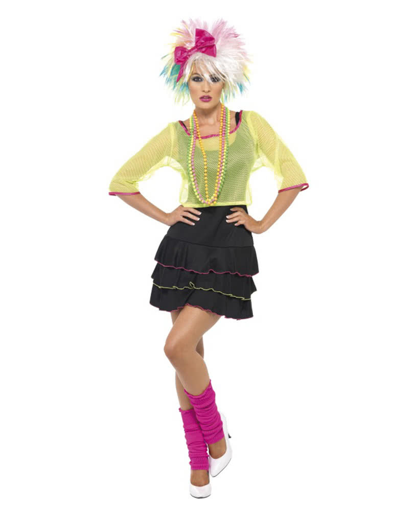 80s disco costume for women  aftermarket 80s theme party