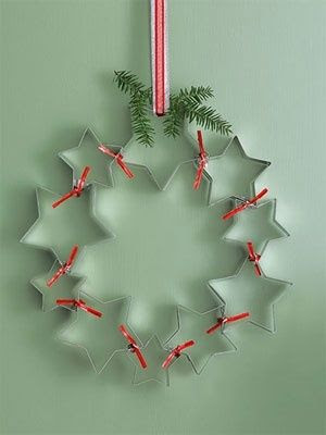 Designer MacGyver: 5 #Christmas Cookie Cutter Craft Ideas by ashleyw