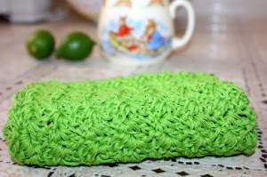AnnaVirginia Fashion - Dishcloth Ideas