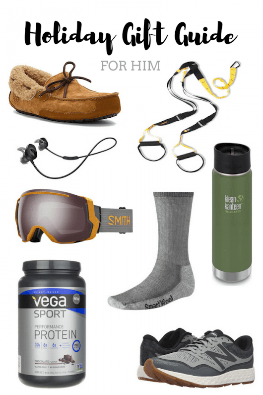 2016 Holiday Gift Guide | For Him