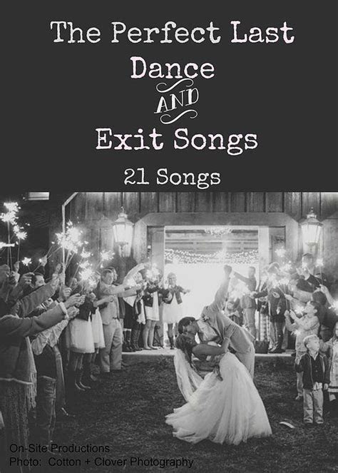 25  best ideas about Wedding Exit Songs on Pinterest