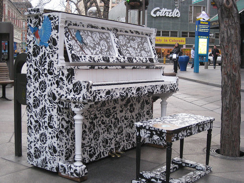 16th Street Mall Piano