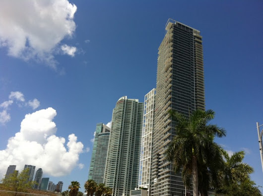 Sales Prices Onward and Upward in Miami