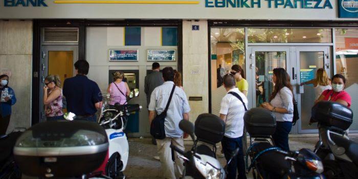 In Grecia le autorità procederanno al sequestro dei conti bancari senza avvisare i debitori