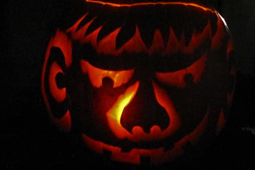 Papa Great's Jack-o-lantern