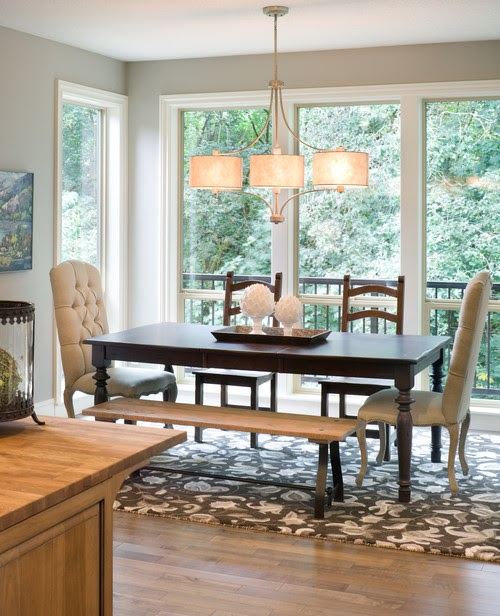 Sylvan Park Life A High End Look For Our Dining Room On A